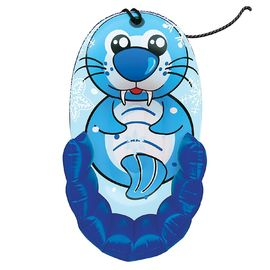 China Foldable 33 Inch Inflatable Snow Sled For Child Ages 1 - 3 Years supplier