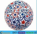 China Light Up Inflatable Beach Balls,PVC 16 Inch Beach Ball With Lively Printing factory