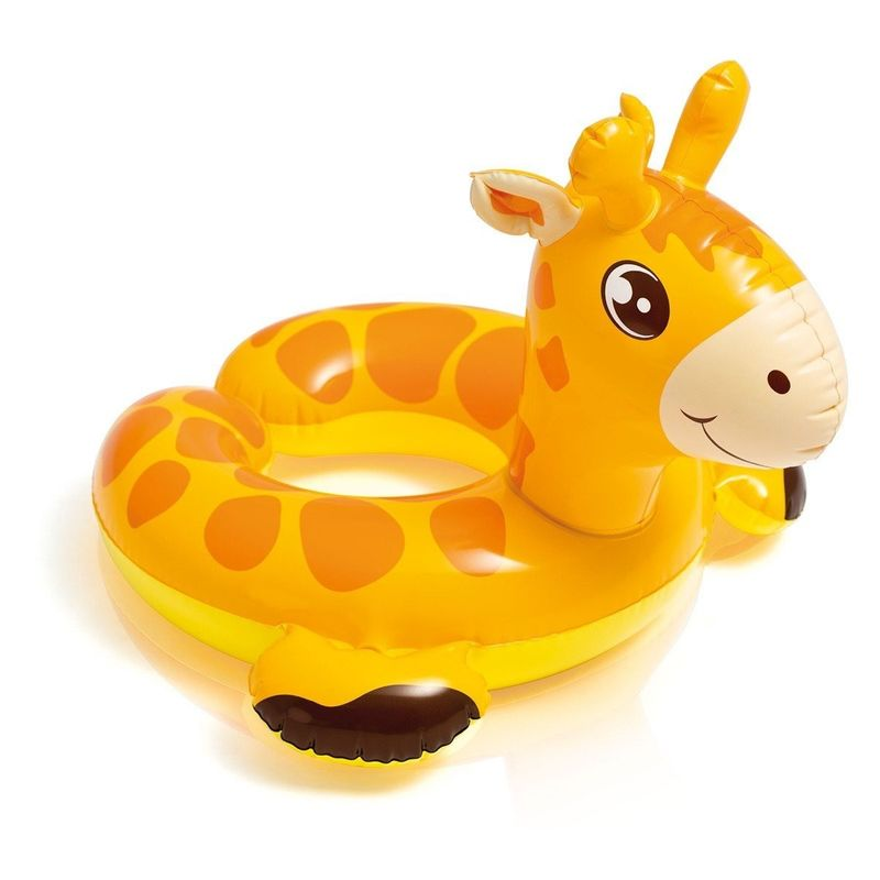 Cartoon Animal Baby Swimming Ring Swimming Pool Inner