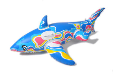Silk Screen Print Pool Toys,Easy Grip Handles Inflatable Airplane Model Toys