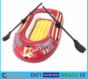 China Inflatable Pool Louge Inflatable Float Boat Ride PVC Speed Boat Racer Toy distributor