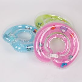 China PVC Baby Swimming Ring / New Born Inflatable Pool Floats Customized Size distributor