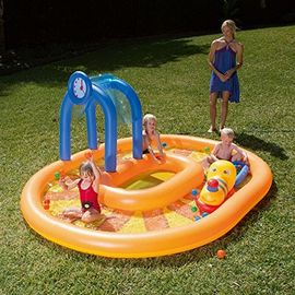 China Garden Swimming Kids / Baby Paddling Pool With EN71 ASTM963 Approval distributor